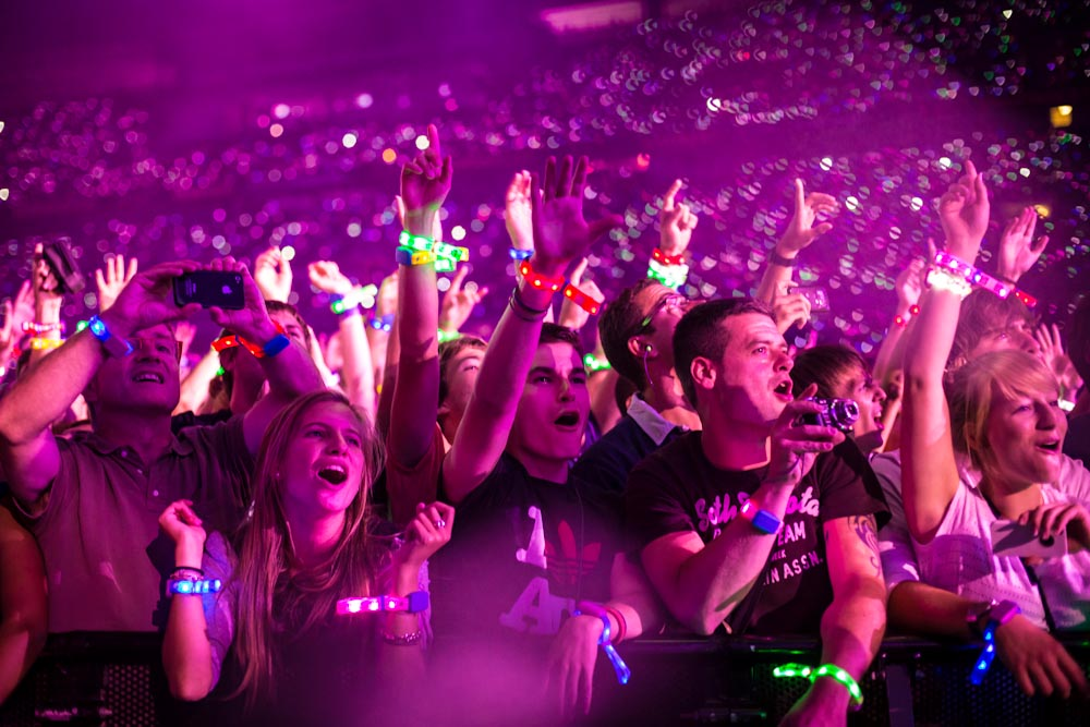 Xylobands Coldplay Case Study