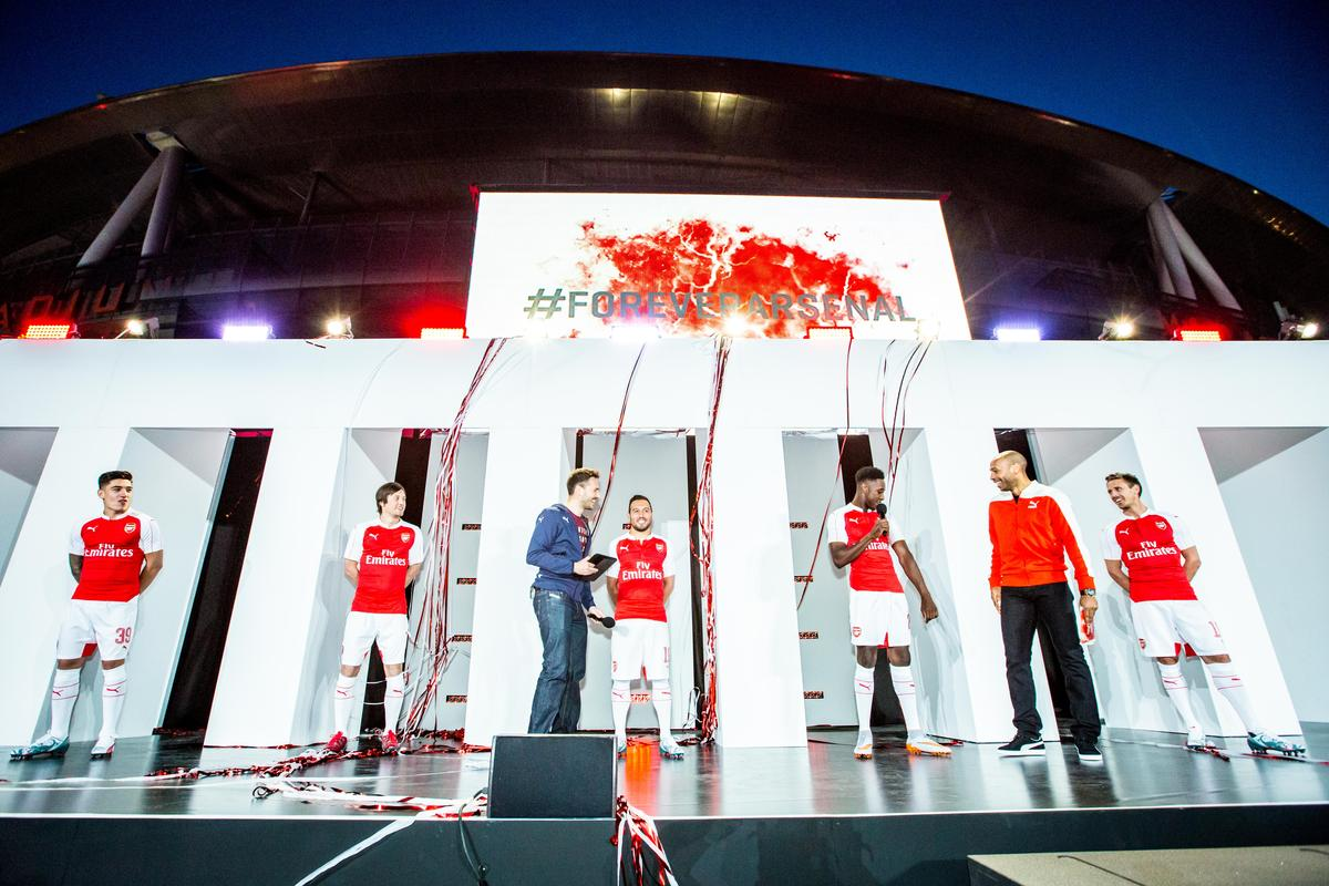 Xylobands Arsenal Kit Launch