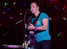 Coldplay World Tour